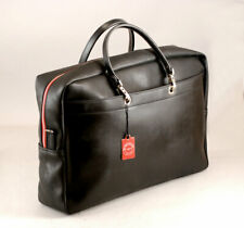 More details for buffet - francoise renier leather designer clarinet case bag dark black