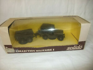 solido Collection Militaire 1