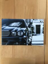 JAGUAR XJ PRICE LIST  BROCHURE MAY 2007