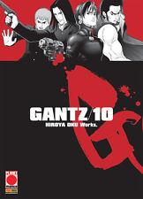 manga GANTZ N. 10 - NUOVA EDIZIONE - nuovo - panini ITA
