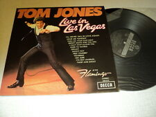 TOM JONES 33 TOURS FRANCE LIVE IN LAS VEGAS BEATLES