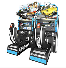 Initial D Stage 8 Arcade Game Street Racing Retail Coin Operated Video Machine