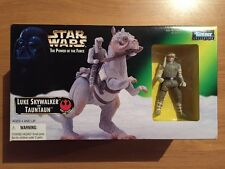 1997 Star Wars POTF Luke Skywalker & Tauntaun Figure Set,MISB