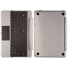 Skinomi Brushed Aluminum Cover for Asus EEE Pad Transformer Prime TF201 Keyboard