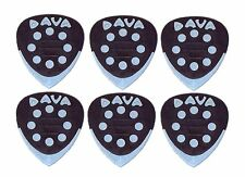 Dava Control Power Grips Guitar Picks - 6/Bag (D2024)