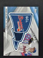 2016 Topps Pro Debut Pennant Patches #PPKA Kolby Allard Patch /99