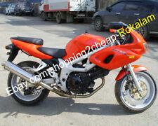 For Suzuki SV400 SV650 98 99 00 01 02 SV 400 SV 650 1998-2002 Orange ABS Fairing