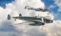 Italeri 2794 Messerschmitt Bf110C/D 1/48 Scale Plastic Model Kit