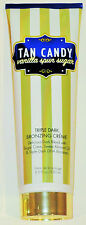 Supre TAN CANDY Vanilla Spun Sugar Triple Dark Bronzer Bed Tanning lotion