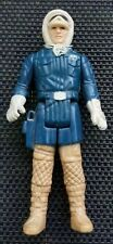 """HAN SOLO IN HOTH GEAR - """"IT'S SO COLD!"""" VINTAGE Kenner Star Wars Action Figure"""