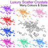Table Scatter Crystals Wedding Party Centerpiece Diamante Gems Table Decoration