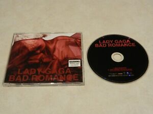 Lady Gaga Bad Romance CD single [Australian version]