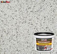 Mosaikputz Buntsteinputz BP 70 (weiss, grau) 15 kg Fertigputz Sockelputz
