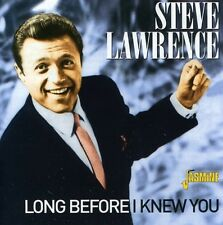 Steve Lawrence - Long Before I Knew You [New CD]