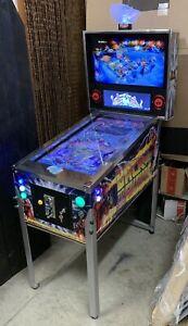 "Flipper Virtuale - Virtual Pinball - Mid size 32"""