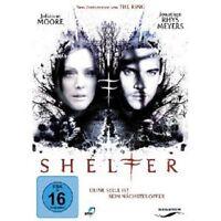 SHELTER DVD HORROR THRILLER JULIANNE MOORE NEU