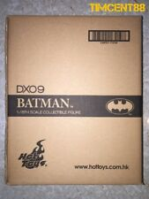 Hot Toys Batman 1989 DX09 Michael Keaton 1/6 Figure Open New