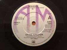 SQUEEZE - 1979 Vinyl 45rpm 7-Single - UP THE JUNCTION