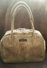 GUESS  PURSE / TOTE / BAG Double Handles ~ Brown / Tan