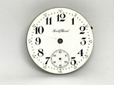 South Bend 18s Mod.2 17j Pocket Watch Mov't for Parts or Repair | 23244
