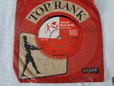 "Little Bobby Rey - Rockin' ""J"" Bells / Dance of the New Year - Top Rank JAR 525"