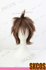 Digimon Tamers YAGAMI TAICHI cosplay wig costume brown colour S08