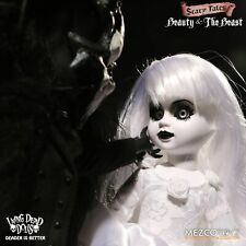 "8""-10"" Figures-Living Dead Dolls - Beauty & the Beast 2-Pack"