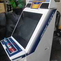 Sega AERO City arcade candy cabinet ( Side Art, SET, left and right )