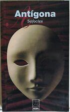 Antigona. Sofocles. Libro
