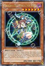 YUGIOH ORICA ORICHALCOS MAGICIAN GIRL HOLO Custom Card ORICHALCOS MAGICIAN