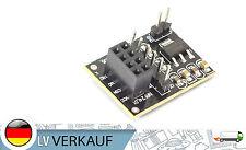 NRF24L01+ Spannungs- & Pin-Adapter für Arduino Raspberry Pi Datenfunk