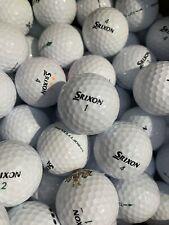 24 Srixon Soft Feel Golf Balls 2 Dozen