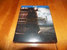 The Lord of the Rings: The Two Towers (Blu-ray Disc, 2012, 5-Disc Set, Extended Cut)