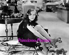 "PAULETTE GODDARD 8X10 Lab Photo B&W 1936 ""MODERN TIMES"" Roller Skates Portrait"