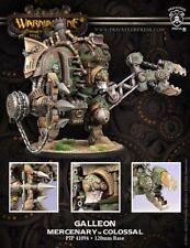Warmachine - Mercenaries - Galleon PIP41094 Sealed NIB FREE SH!