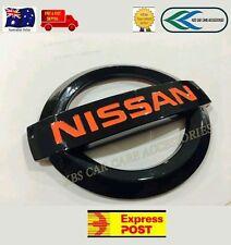 NISSAN 350Z  REAR BADGE HIGH QUALITY GLOSS FINISH 105mm