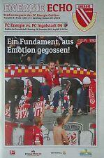 Programm 2013/14 FC Energie Cottbus - FC Ingolstadt