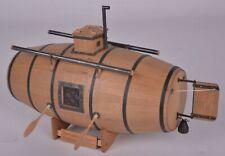 """MK0203  """"MOREL"""" - Yefim Nikonov's """"Secret Vessel"""", wooden kit Scale: 1:36"""