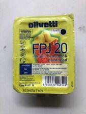 Original olivetti fpj 20/b0384