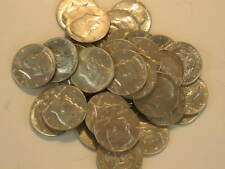 Kennedy Halves 40% Silver Circulated Avg Cond Mixed Dates/Mints Choose How Many