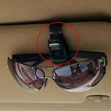 1 x Sun Visor Sunglasses Eye Glasses Card Pen Holder Clip Car Vehicle Accessory.