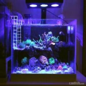 MARINE SALTWATER FISH TANK AQUARIUM LED LIGHTIN CORAL REEF GROWING LAMP NEW 2021