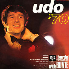 UDO JÜRGENS – Udo `70 – VINYL LP - Ariola 80101 IU - original 1969 - KULT !!!