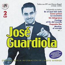JOSE GUARDIOLA VOL.1 -2CD