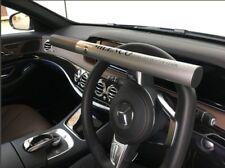 Milenco Motorhome Car Van High Security Silver Steel Steering Wheel Lock 0505