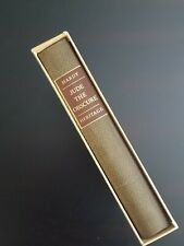 Jude the Obscure, Thomas Hardy, Heritage Press, 1969, Slipcover & Sandglass
