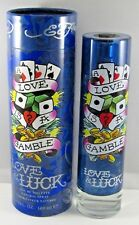 Ed Hardy Love and Luck for Men 3.4 oz / 100 ml EDT Spray - Brand New