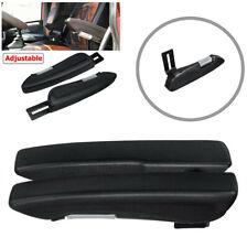 2X Universal Adjustable Comfort Seat Armrests For Car Truck Grammer MSG85 MSG95