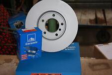 ATE Bremsscheiben mit CERAMIC-Bremsbeläge u. Wkt  AUDI A4  /A6 vorn 288mm