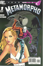 Metamorpho: Year One #1-6  (VF/NM 1st Prints) (Complete Limited Series)
